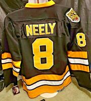 Boston Bruins Vintage Hockey Jersey Cam Neely #8  CCM Mens Large Replica