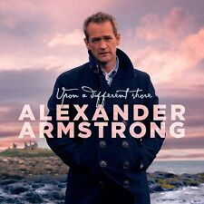 ALEXANDER ARMSTRONG UPON A DIFFERENT SHORE CD (Released 28/10/2016)