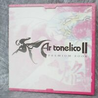 AR TONELICO II 2 Premium Book HOMURA Art Booklet Anime Book Ltd
