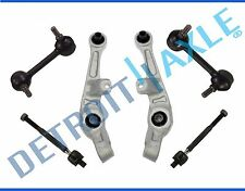New 6pc Complete Front & Rear Suspension Kit for Infiniti G35 Nissan 350Z RWD