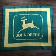 Biederlack of America John Deere Blanket Throw 50 X 58