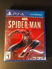 Marvel Spider-Man (PS4) NEW