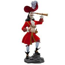 DISNEY CAPTAIN HOOK LIMITED EDITION FIGURINE--NEW