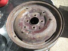 """hillman minx singer gazelle audax 15"""" wheel"""