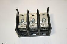 Gould Cat 67563 Terminal Block 3 Pole 600 Volts 2o 14 6 2 14