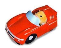 ZHU ZHU PETS HAMSTER Convertible Sports Car & Ball Toy