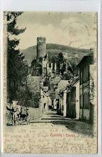 (Gp629-402) Taunus, EPPSTEIN, Hesse, Germany 1900 Used VG