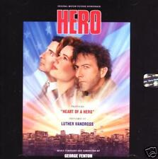 HERO - SOUNDTRACK CD ~ DUSTIN HOFFMAN ACCIDENTAL *NEW*