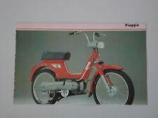 - RITAGLIO DI GIORNALE 1982 PIAGGIO BOXER 2