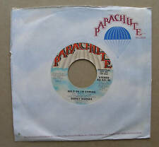 Sidney Barnes 1978 Parachute 45rpm Hold On I'm Coming Long & Short Versions