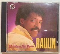 Raulin - El Salsero Del Pueblo CD 1992 Kubaney Salsa