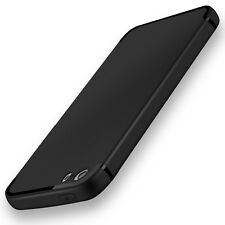 For iPhone 5s SE Case Slim Rubber Silicone Protective Soft Back Phone Cover Skin