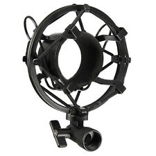 Metal Microphone Mic Stand Shock Mount Table Clip Holder Nice For MXL Condenser