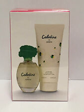 CABOTINE By PERFUMES De GRES Women 3.4 OZ + 6.7 LOTION NEW IN SEALED GIFT SET