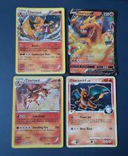 Pokemon Cards TCG CHARIZARD bundle Ultra Rare legendary treasures holo