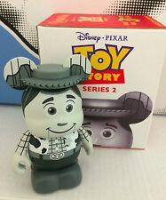 "Disney Vinylmation 3"" TOY STORY 2 Series  WOODY"