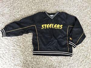 Pittsburgh Steelers Youth Size Medium Starter ProLine Vintage 90's Pullover NFL