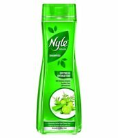 Nyle Natural Anti-Dandruff Shampoo With Curd Aloevera & Lemon - 400 ML