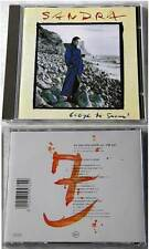 SANDRA Close To Seven (Produced By Michael Cretu) .. 1992 Virgin CD