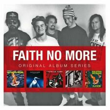 Faith No More - Original Album Series (The Real Thing/Angel Dust/King For A Day