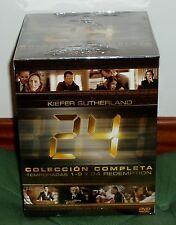 24 COLECCION COMPLETA TEMPORADAS 1-9 Y 24 REDEMPTION-58 DVD-NUEVO-PRECINTADO