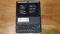 WORKING POLAROID PDA ELECTRONIC ORGANIZER 5KB PERSONAL POCKET PC CALCULATOR MEMO