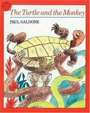 The Turtle and the Monkey (Paul Galdone