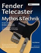 Fender Telecaster E-Gitarren
