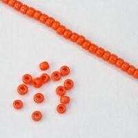 8/0 Opaque Hyacinth Seed Bead (40 gram) #JBP007
