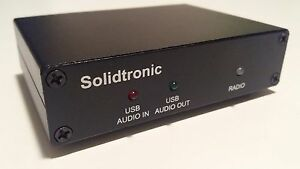 Solidtronic ST-RoIP1+ RoIP Interface Interconnects Radio & Smartphone Zello