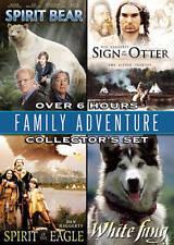 Family Adventure Collectors Set (DVD, 2009) NEW