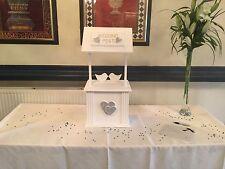 Wedding wishing well post box.