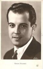 RAMON NOVARRO 1930s VINTAGE POSTCARD ORIGINAL CP CARTE POSTALE PHOTO #5