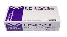 Vinyl Powder Free Examination Gloves Food Handling - L