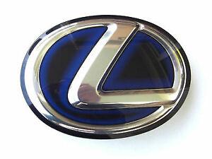 Lexus Front Grille Emblem IS250 F-Sport ES300H RX350 NH200T NX300H RX450H Hybrid