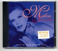 Milva & James Last CD Dein Ist Mein Ganzes Herz - 823 726-2