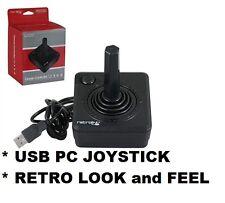 Retrolink USB ATARI-2600 Style PC / MAC Joystick MODEL: RB-PC-746 [F03]