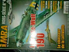 30$$ Revue MRA HS n°4 Le Focke-Wulf 190 Chasseur Luftwaffe