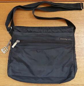 Hedgren Bag - black - crossbody - adjustable shoulder strap
