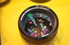 Nikon 1,4/85 AIS