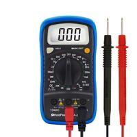 Digital Multimeter DMM AC DC Voltmeter Ammeter Ohmmeter Volt Tester Meter 838L