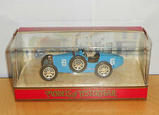 Matchbox Models of Yesteryear Y11-5(D) 1924 BUGATTI TYPE 35.