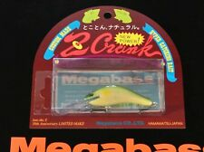 """WOW! Megabass Limited 30th February Anniversary Z CRANK """"AYU"""" FREE SHIPPING"""