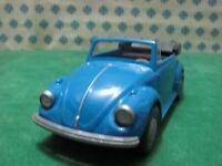 Rare Wiking 1:40  - VOLKSWAGEN  Maggiolino / KAFER Cabriolet  -  Mint box