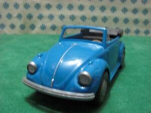 Rare Wiking 1:40 - Volkswagen Beetle / Kafer Cabriolet - mint Box