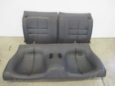 1991-99 Mitsubishi 3000GT Stealth Leather Back Seat Assembly