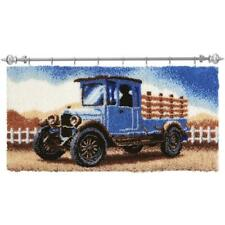 Herrschners® Vintage Truck Latch Hook Kit