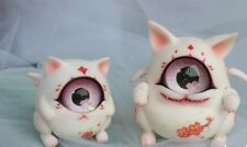 BJD Two doll cats with wings small pet doll