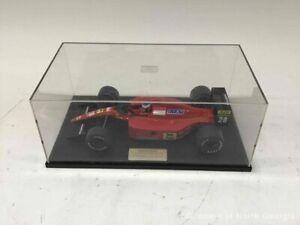 JEAN ALESI 1:20 TAMIYA COLLECTOR'S CLUB diecast F1 racing car FERRARI 643 #23002