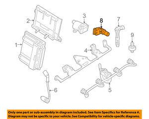GM OEM-Engine Crankshaft Crank Position Sensor CPS 12560228